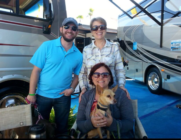 Fun at the Florida RV Super Show! (2/3)