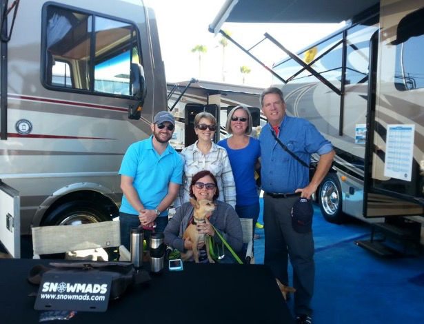 Fun at the Florida RV Super Show! (1/3)