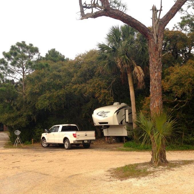 Private Campsite # 16