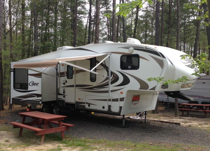 X-tra Light 5th Wheel