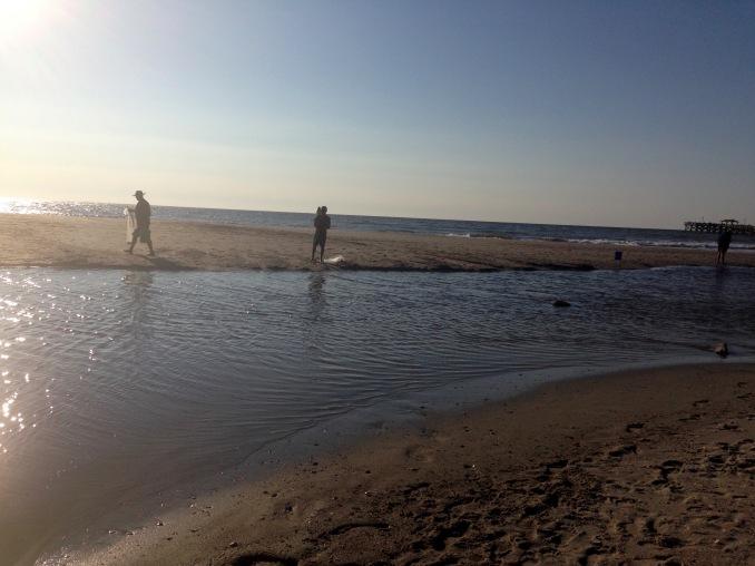 Near Springmaid Beach