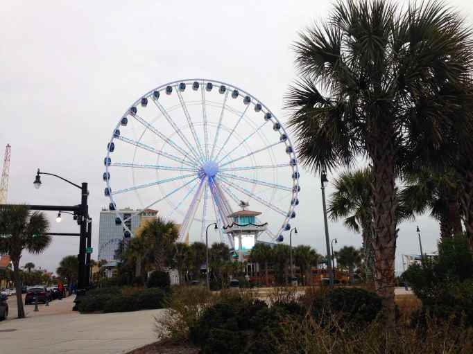 Myrtle Beach Flywheel