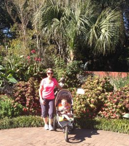 We took our grandson to Brookgreen Gardens