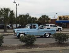 Classic trucks, too.