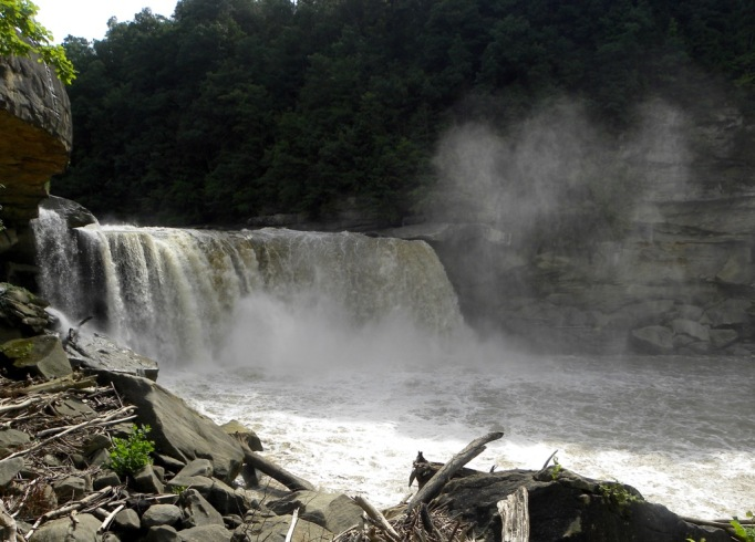 Cumberland Falls!