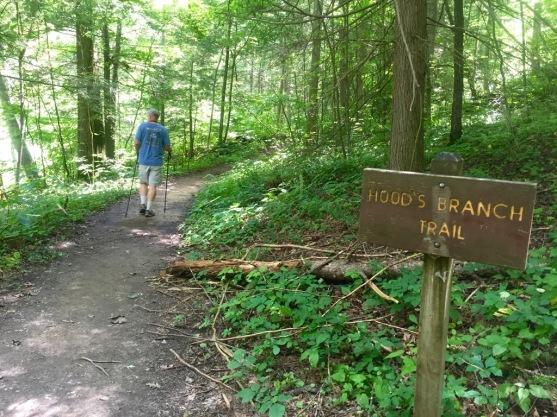 Hood's Branch Trail