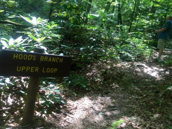 Hoods Branch Upper Loop