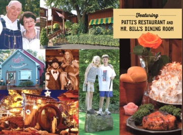 Patti's Restaurant and Mr. Bill's Dining Room