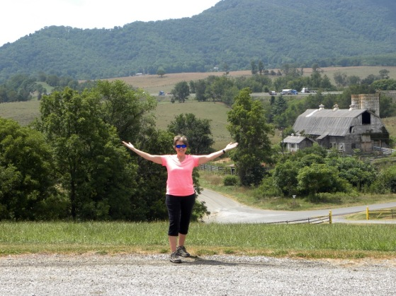 So I'm not Julie Andrews, but the hills are alive with the sound of music!