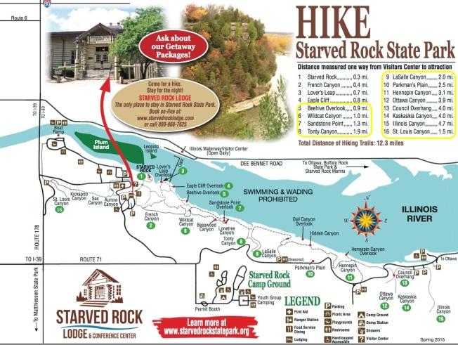HikeStarvedRock
