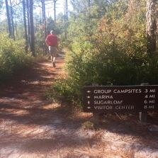 Great trail markings